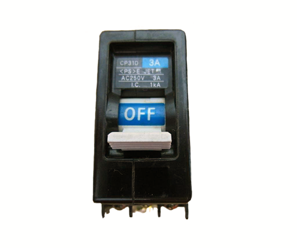 CIRCUIT PROTECTOR:CP31 D3A