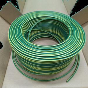 KIV 2SQ Green with Yellow line, KIV 5.5SQ Green with Yellow line, KIV 2SQ Green with Yellow line, KIV 2SQ Green with Yellow line, KIV 8SQ Green with Yellow line