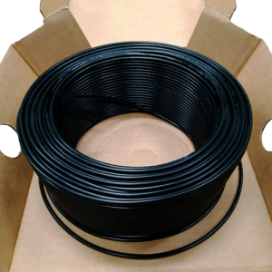 KIV 0.75SQ Black , KIV 1.25 SQ Black