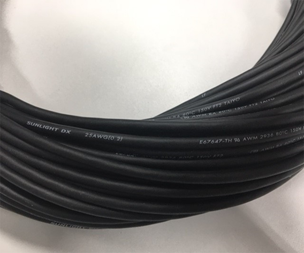 Sunlight DX,3Cx25AWG,1Px25AWG