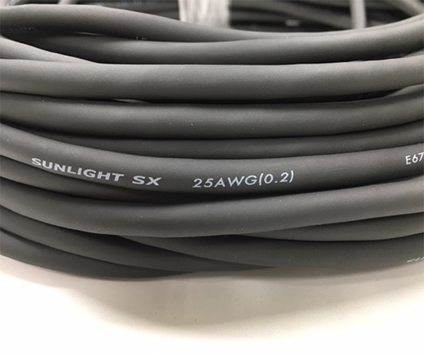 Sunlight SX, 5Px25AWG,2Px25AWG,